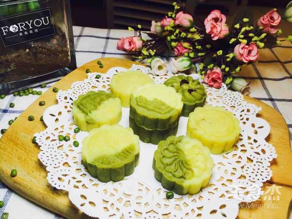 自制端午绿豆糕的做法大全