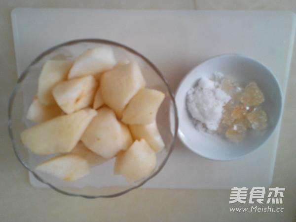 自制香梨罐头的做法图解