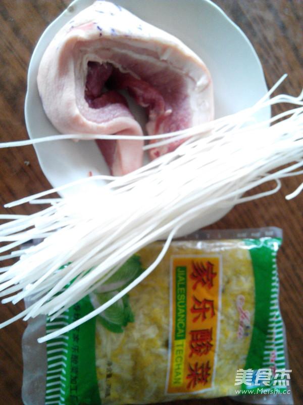 酸菜炖五花肉的做法大全