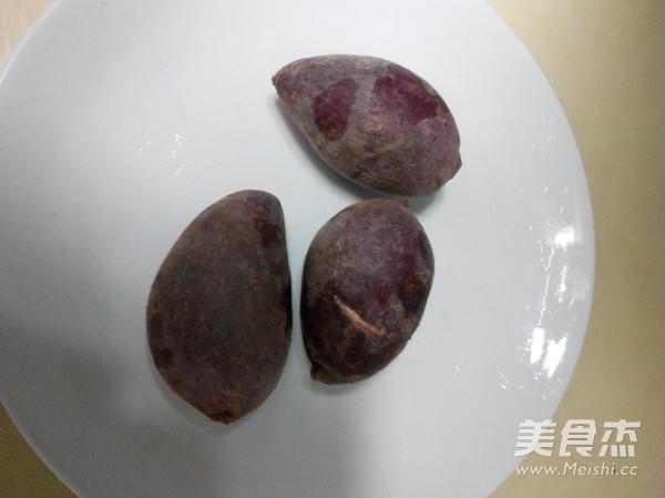 烤紫薯片的做法大全