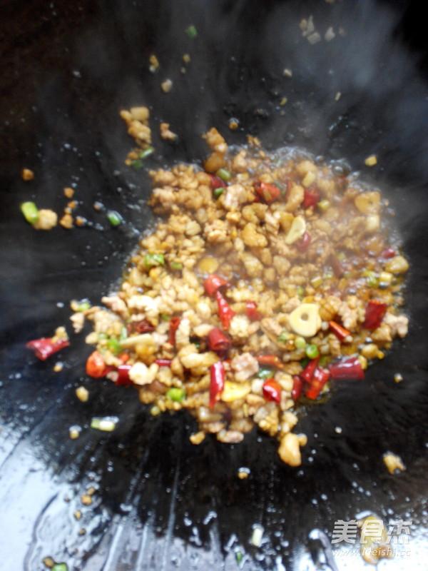 肉末炒黄豆芽的家常做法