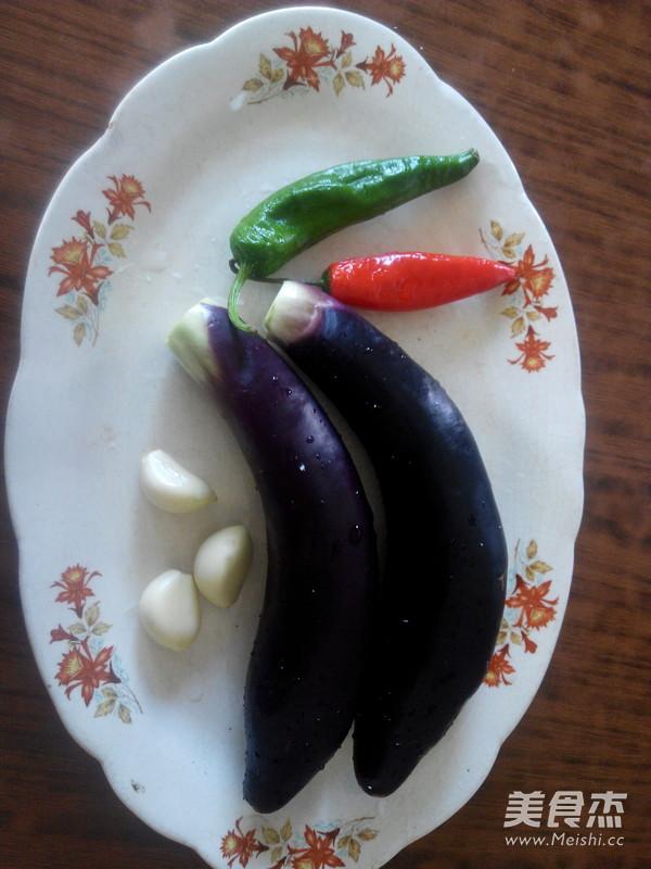 蒜油茄子的做法大全