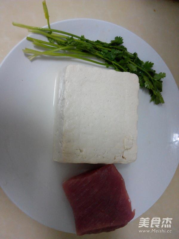蚝油肉丝豆腐的做法大全