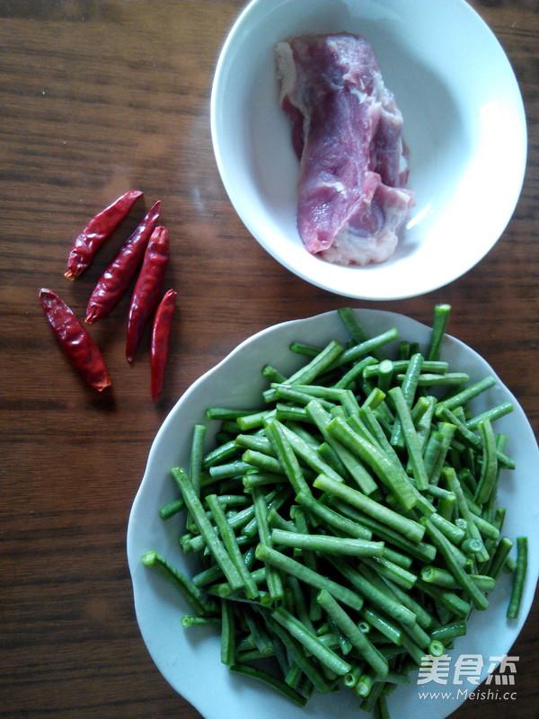 豇豆炒肉丝的做法大全