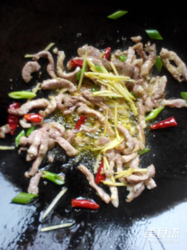豇豆炒肉丝怎么吃