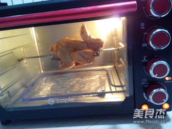 奥尔良烤鸡怎么做