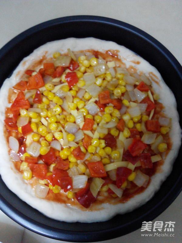 海鲜披萨怎么炖
