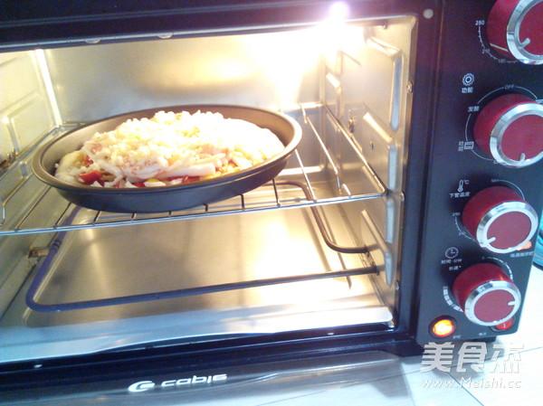 海鲜披萨怎样做