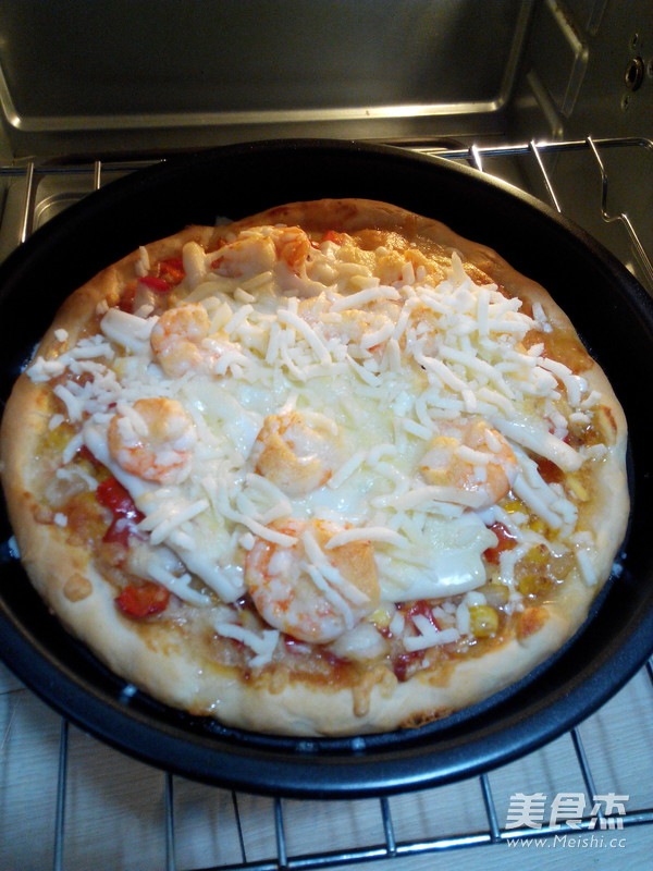 海鲜披萨怎样炒