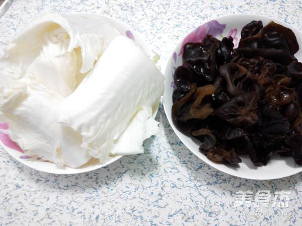 黑白菜的做法大全