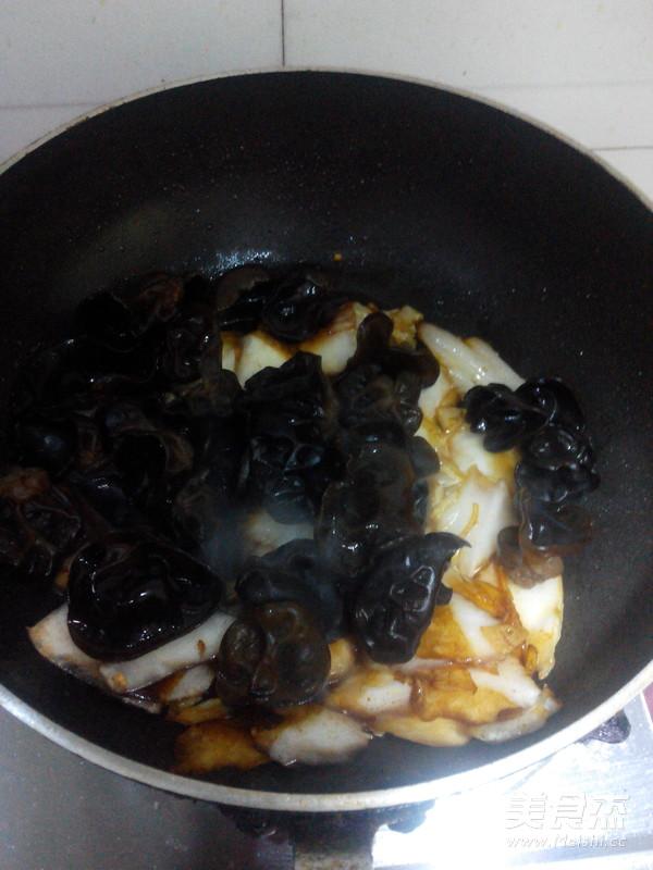 黑白菜怎么做