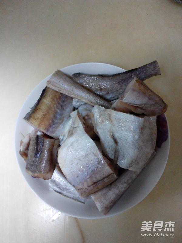 蒜蓉辣酱烧明太鱼的做法大全