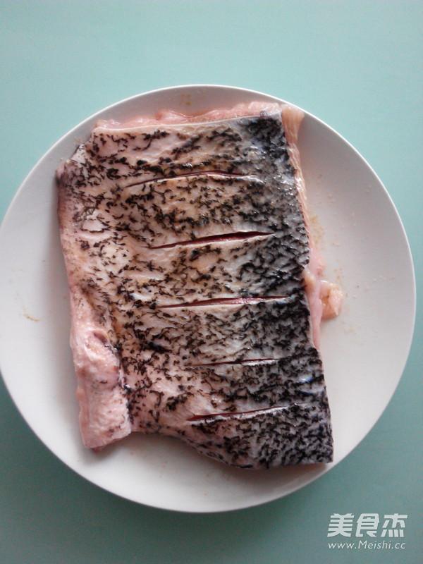 清蒸鱼块的做法图解