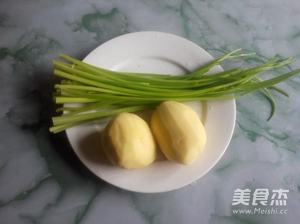 芹菜炒土豆丝的做法大全