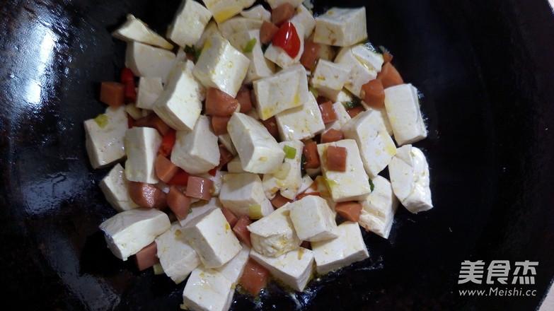 家常豆腐怎么炒