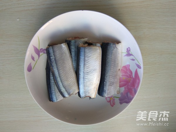 香煎秋刀鱼的做法图解