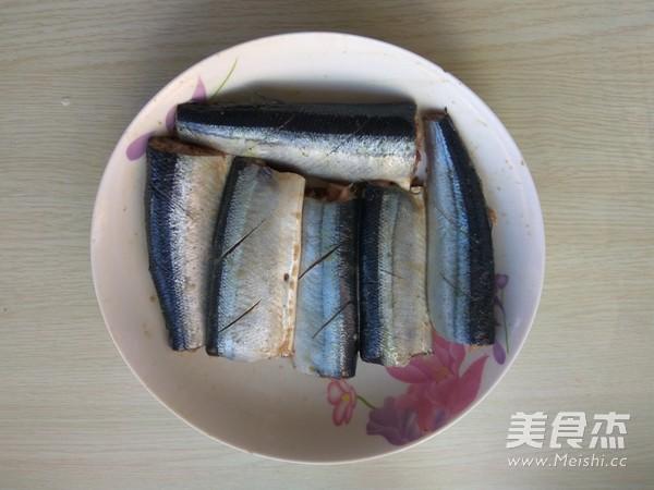 香煎秋刀鱼的家常做法