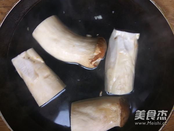 鱼香杏鲍菇的做法图解