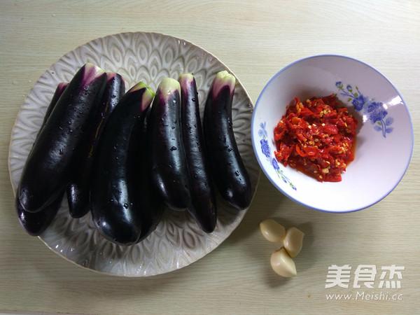 剁椒拌茄子的做法大全