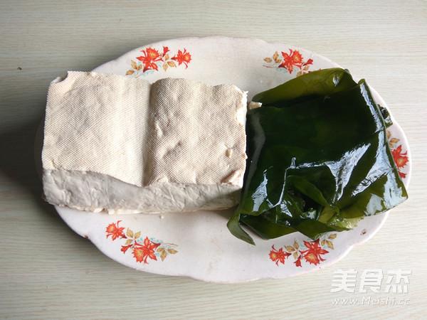海带炖豆腐的做法大全