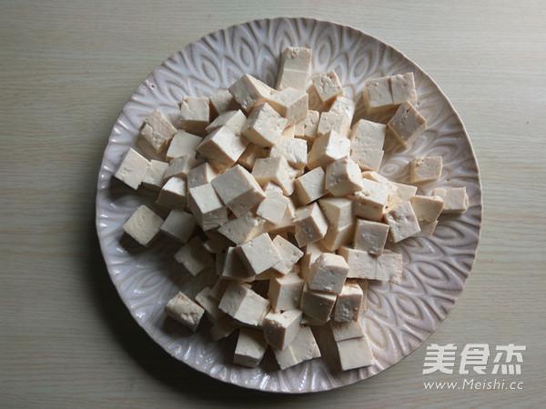 海带炖豆腐的家常做法