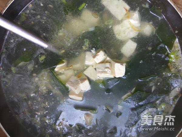 海带炖豆腐怎么炒