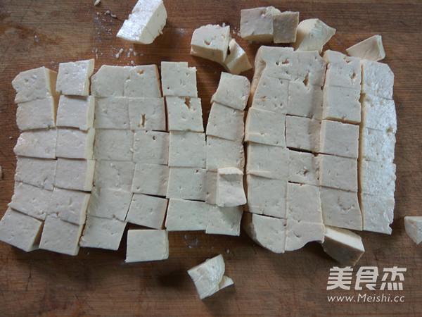 剁椒肉沫豆腐的做法图解