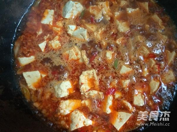 剁椒肉沫豆腐怎么炒