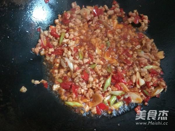 剁椒肉沫豆腐怎么做