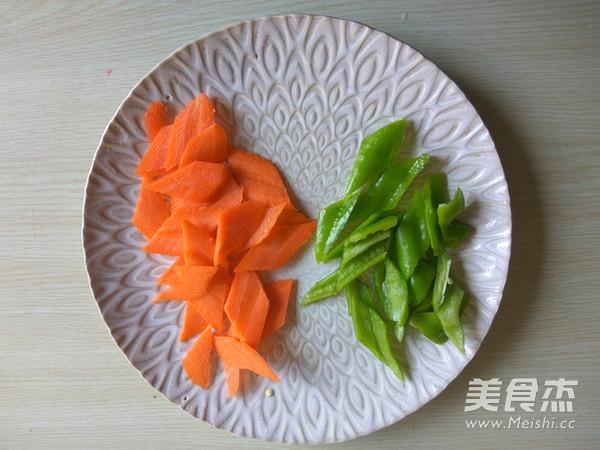 小炒杏鲍菇的家常做法