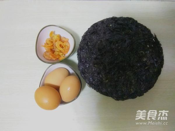 紫菜虾皮蛋花汤的做法大全