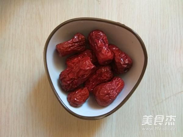 大枣枸杞茶的做法图解