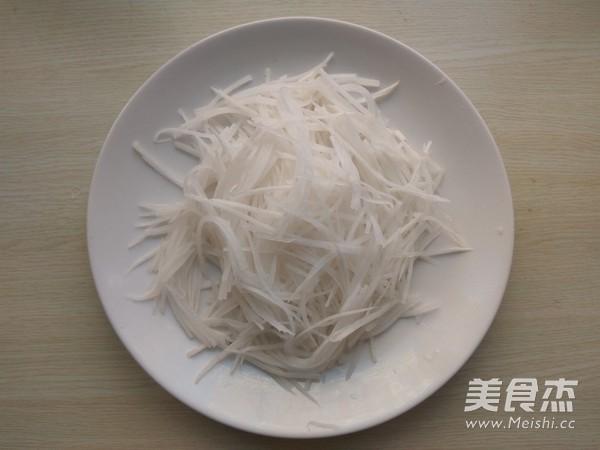 虾皮萝卜汤的家常做法