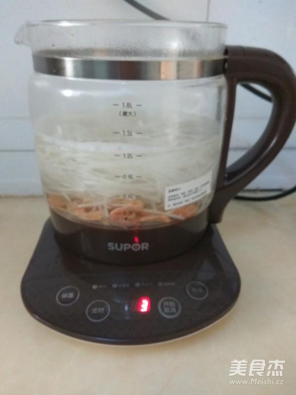 虾皮萝卜汤怎么做