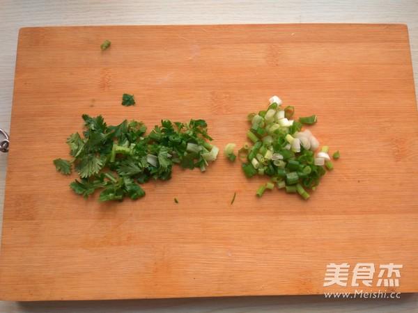 虾皮萝卜汤的简单做法