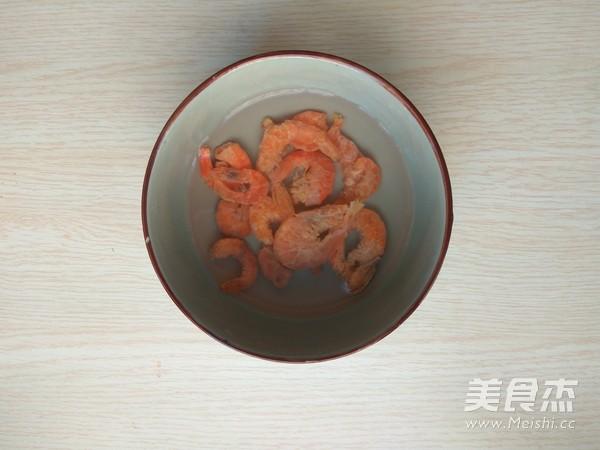 虾皮萝卜汤的做法图解