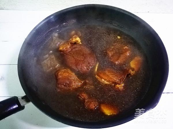 家庭版酱牛肉的步骤