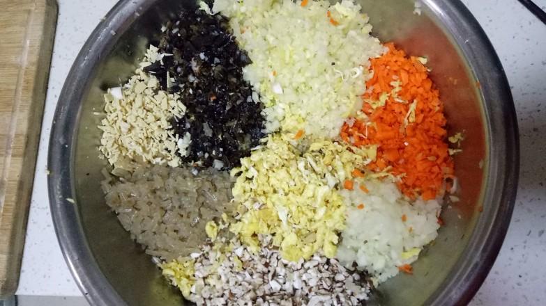 素锦蒸饺的家常做法
