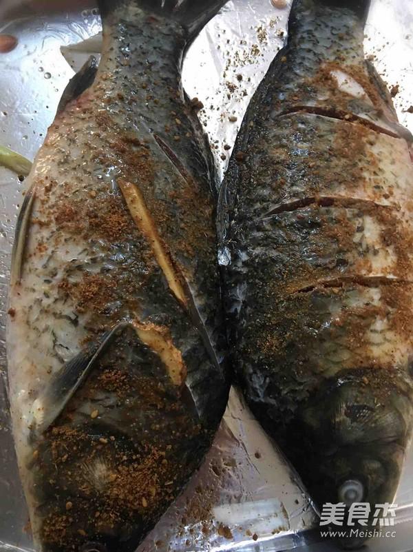 麻辣烤鱼的家常做法