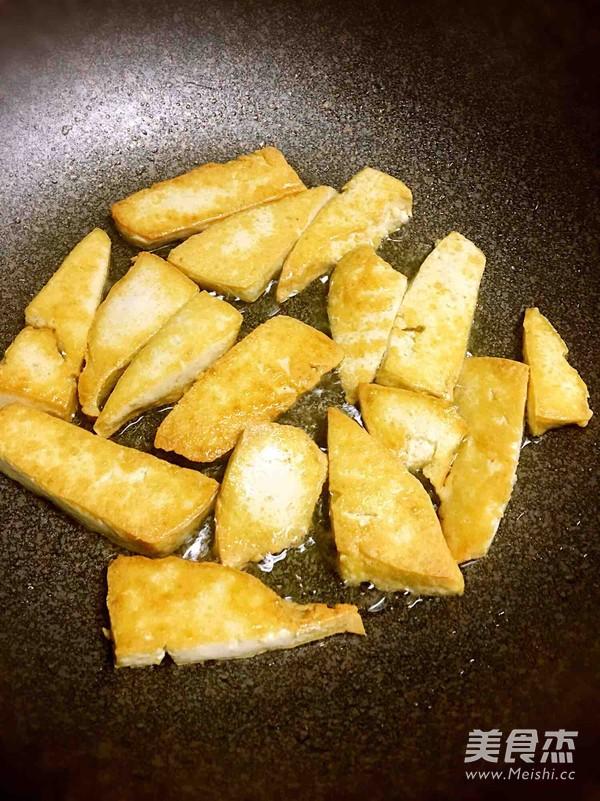 蒜蓉豆腐蒸金针菇的做法图解