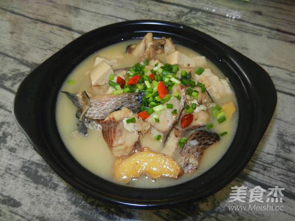 黑鱼豆腐汤怎么煸