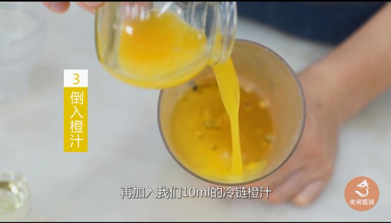 coco奶茶网红饮品教程:百香果双响炮的做法的家常做法