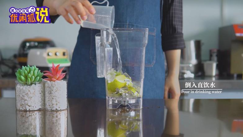 乐乐火龙果-芭乐水果沙冰火龙果的教程做法怎么煮