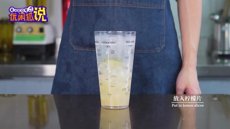夏季水果茶爆品—黄金柠红怎么做
