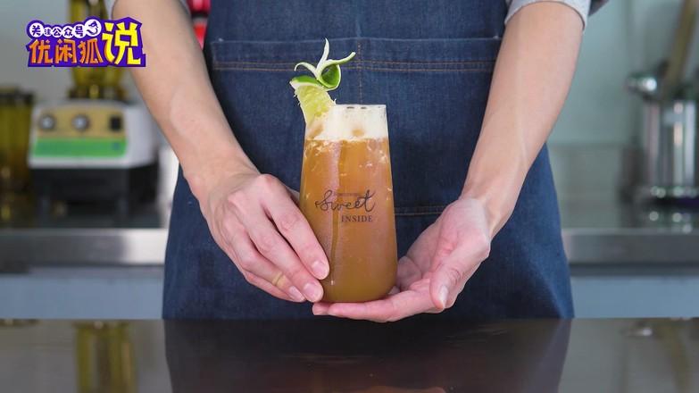 夏季水果茶爆品—黄金柠红怎样做