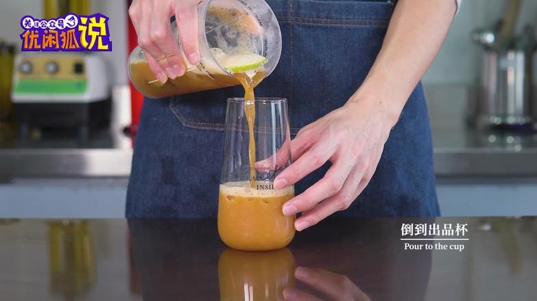 夏季水果茶爆品—黄金柠红怎么煸