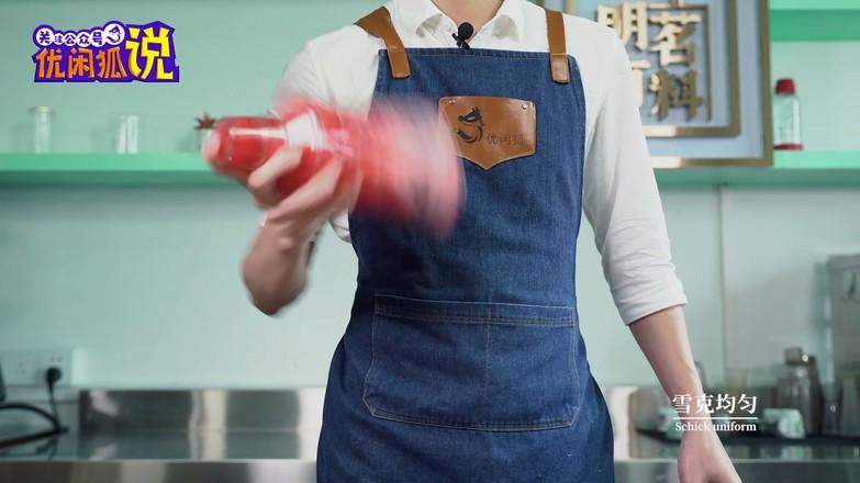 网红饮品霸气杨梅的做法怎么煸