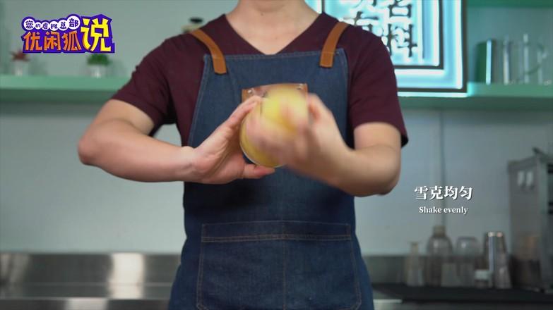 7个步骤学会做手摇柠檬茶怎么吃