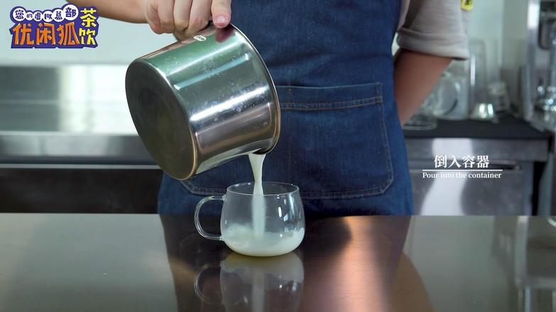 用大白兔奶糖做甜品,熊猫大白兔奶茶的做法的简单做法