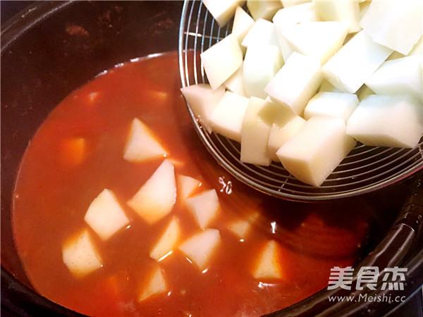 匈牙利Goulash(土豆炖牛肉)怎么煮